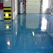 Полимерные наливные полы фото