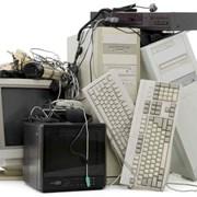 Утилизация электронных отходов и орг.техники фото