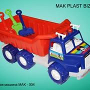 Машины детские МАК-4 фото