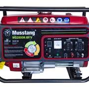 Продажа би-топливных генераторов Musstang MG2800K-BF/V фото