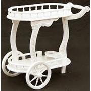 Сервировочный столик HK-829 95х80х55см. арт.MK-2427-IV MHGW фото