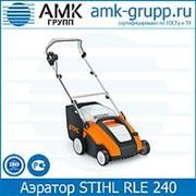 Аэратор STIHL RLE 240 1,5 кВт..500м2 фото