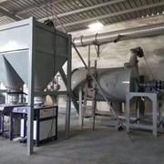 Мини-завод для производства сухих смесей 5т в час фото