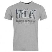 Футболка Everlast Classic T Shirt Mens M Core фото