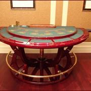 Стол для Покера и Блэк Джека АЛЬТАИР фото