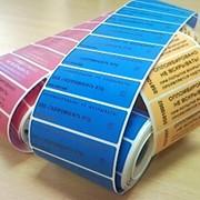 Печать наклеек на самоклеящейся пленке (Oracal, Ritrama,Avery) фото