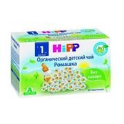 Хипп органический чай ромашка пакетированный (с 1 мес) 30г фото