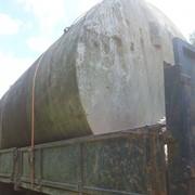 Емкости для хранения нефтепродуктов 25м3 фото