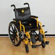 Детская инвалидная коляска LK 6005-35 AP фото