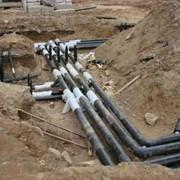 Водопровод, канализация, теплосети фото