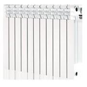 Биметаллический радиатор OASIS 500/80 12 секций фото