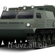 Снегоболотоходный гусеничный транспортер-тягач ГТ-ТМС фото