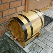 Оборудование для виноградарства, бочки дубовые фото