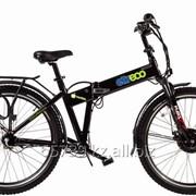 Велогибрид Eltreco Patrol 28 Nexus 3 black фото
