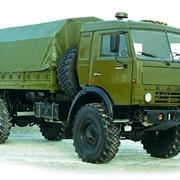 Автомобиль КАМАЗ 4326 (4х4) фото