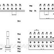 Материалы для крепежа труб фото