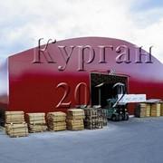 Строительство складских помещений на металлическом каркасе фото