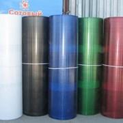 Листы(2.1х6 и 12 м.) сотового поликарбоната 6мм. Цветной и прозрачный фото