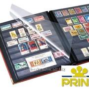 Альбом для марок кляссер 60 страниц - Prinz Royal фото