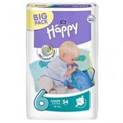 Подгузники для детей bella baby happy, размер junior extra, 16+ кг №54 фото
