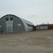 Тёплый ангар 540м2 с кран-балкой и др. + т-я 1250м фото