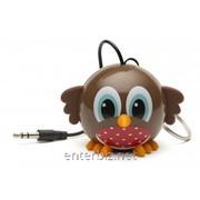 Колонка KitSound Mini Buddy Speaker Robin (KSNMBROB), код 129415 фото