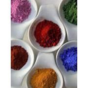 Красящие вещества в ассортименте фото