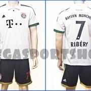 Футбольная форма ФК Бавария 2013-14 Ribery фото