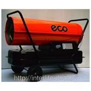 Нагреватель дизельный переносной   пушка дизельная ECO OH 30 (прямой) фото