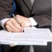 Юридические услуги в области налогов. фото