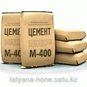 Цемент м400 фото