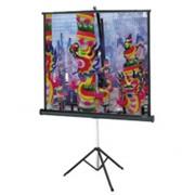 Экран Da-Lite Versatol 127x127, белый матовый фото