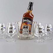 Набор для виски с ведром «Эсквайр» фото