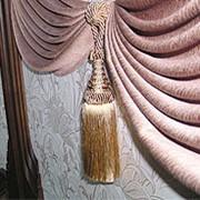 Тканевый декор фото