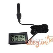 Гигрометр Цифровой, измеритель температуры и влажности в улье фото