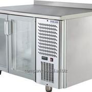 Холодильный стол Polair со стеклянными дверьми TD2 G фото