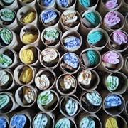 Упаковка для парфюмерии из шпона фото
