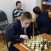 Обучение шахматам в Алматы. фото