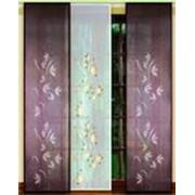 Японские шторы (японские панели) фото