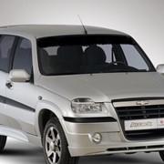 "Тюнинг ""Attack"" Chevrolet Niva фото"