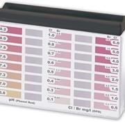 Тестер РТ100 для измерения уровня pH, хлора или рН и значений брома (вкл. 60 таблеток) фото