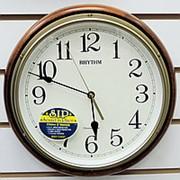 RHYTHM CMH722CR06 часы-настенные с мелодией фото
