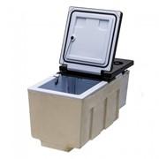 Встраиваемый компрессорный автохолодильник Indel B TB27AM 12/24В для DAF XF105 фото