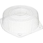 Упаковка для торта (тортница) Т-245/1К (Т) (150шт./уп) фото