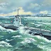 Германская подводная лодка II МВ. фото