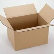 Гофрокартонная коробка фото