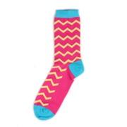 Носки женские цветные Алматы ZigZag mr. Socks фото