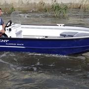 Алюминиевая лодка TRIDENT Zvezda 400 фото