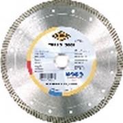 Алмазный диск для плиткорезов Turbo 2009 фото