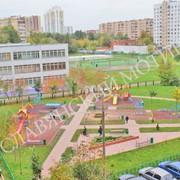 Комплексное благоустройство дворовых территории. фото